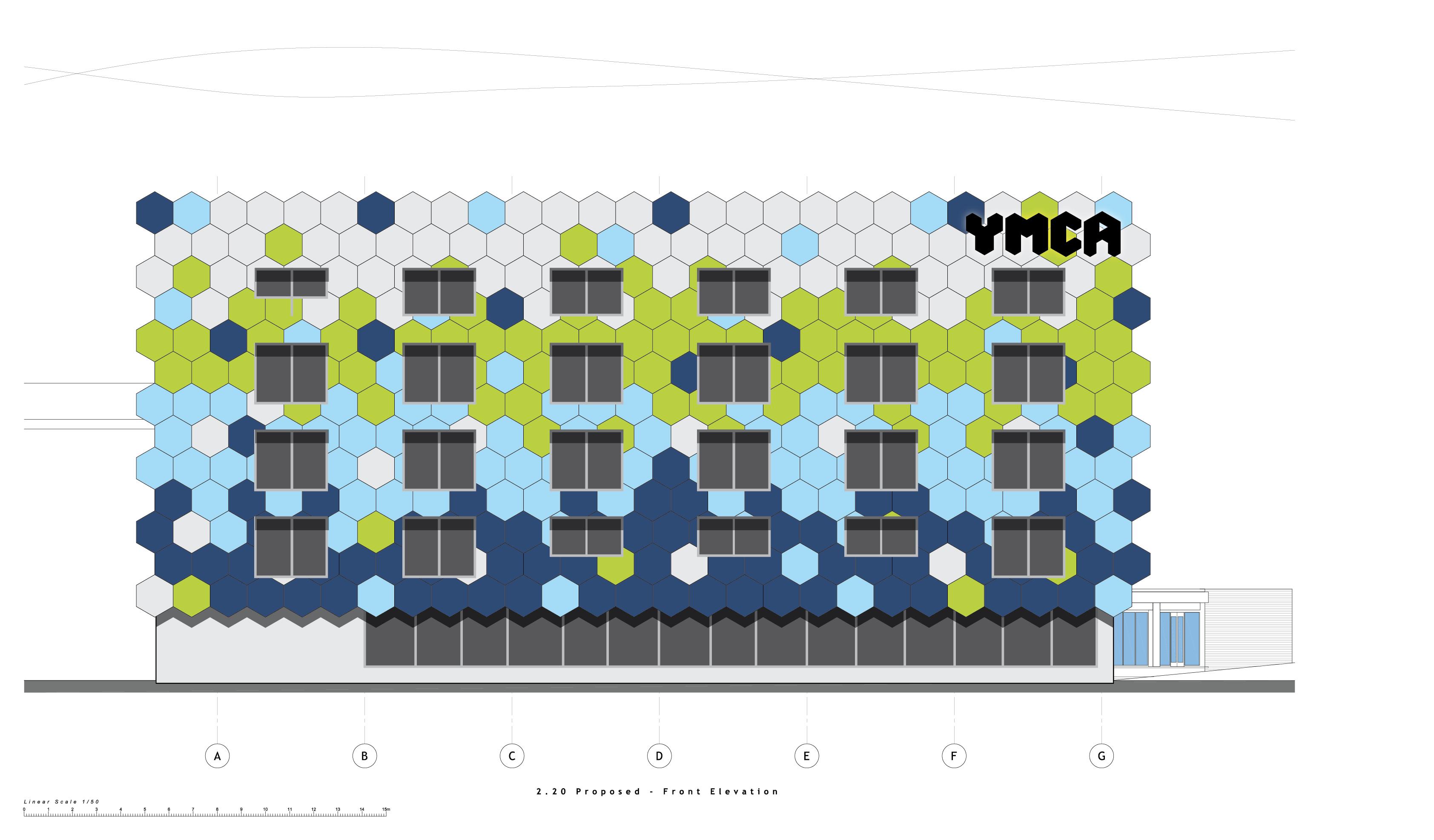 YMCA Newtown Row