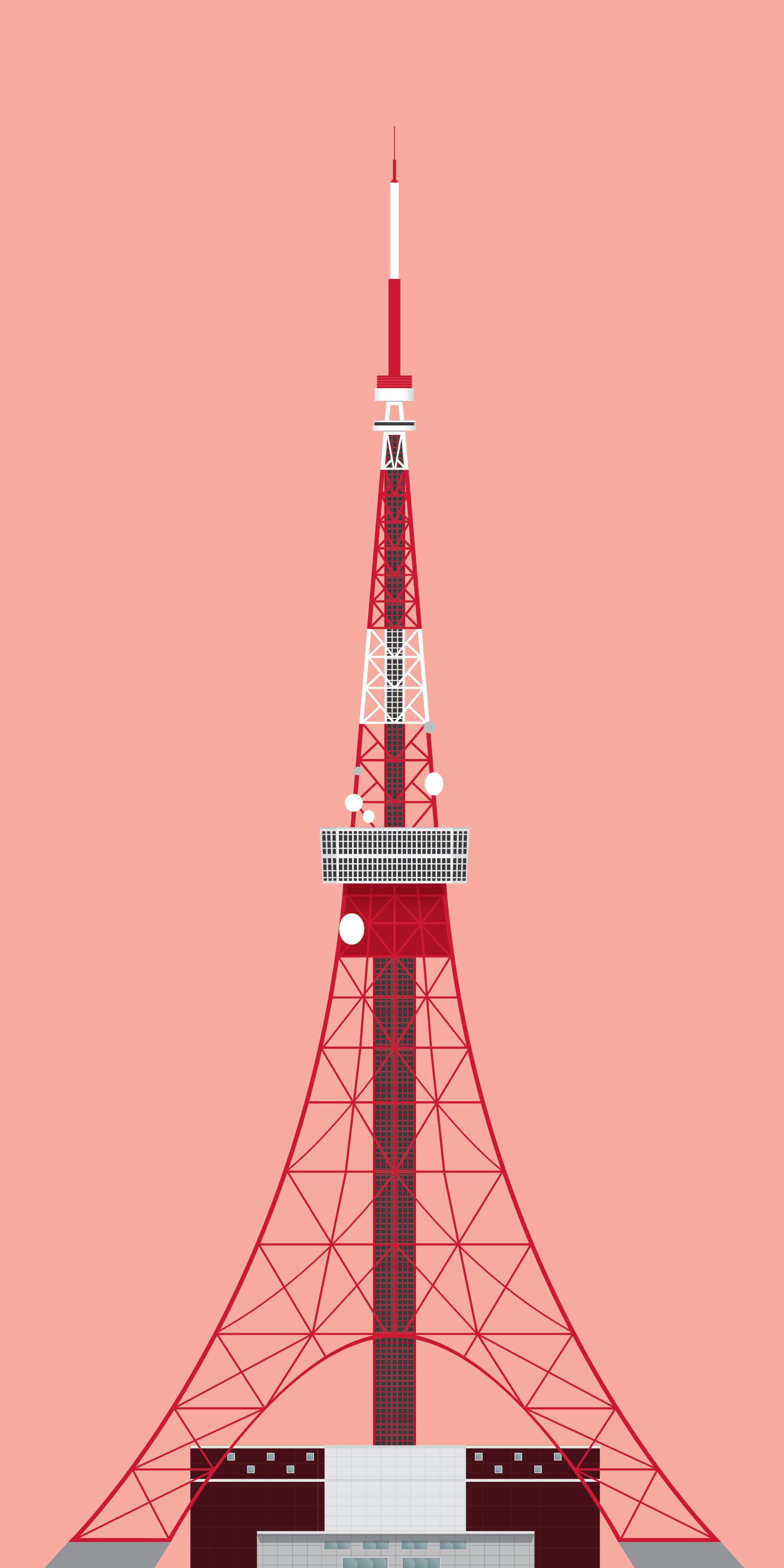 Tokyo Illustrations