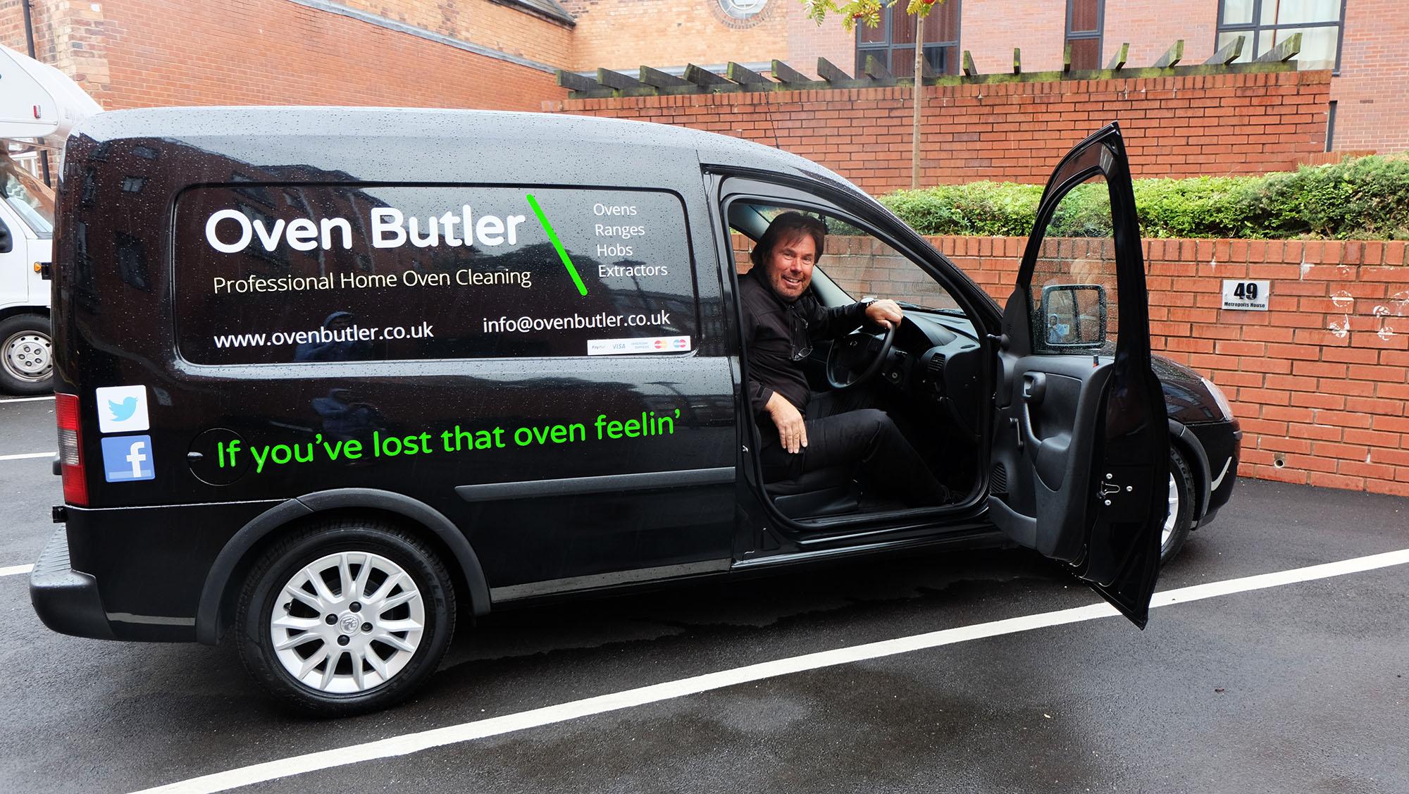 Oven Butler